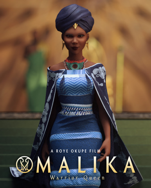 Malika---Warrior-Queen