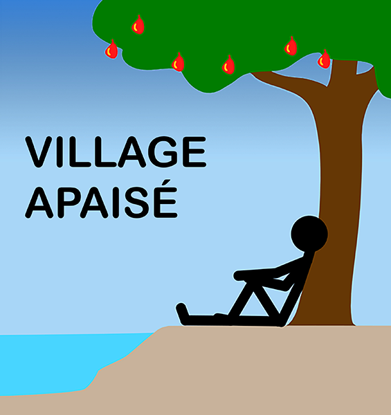 Poster-of-Appeased-village